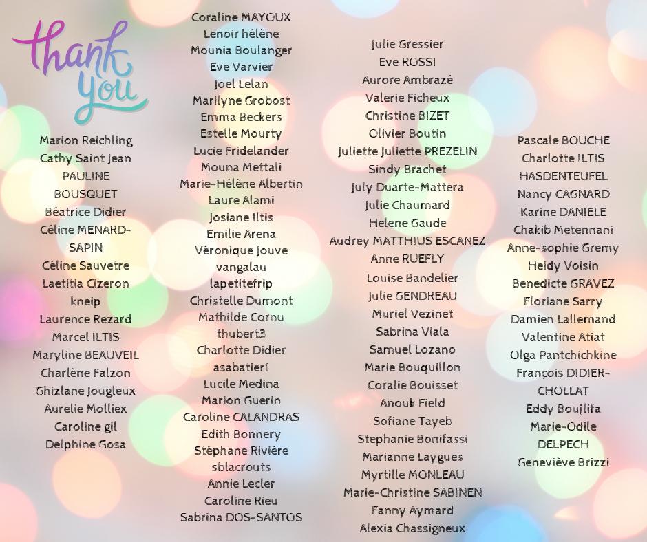 Merci aux contributeurs Ulule de la Boite à limites !