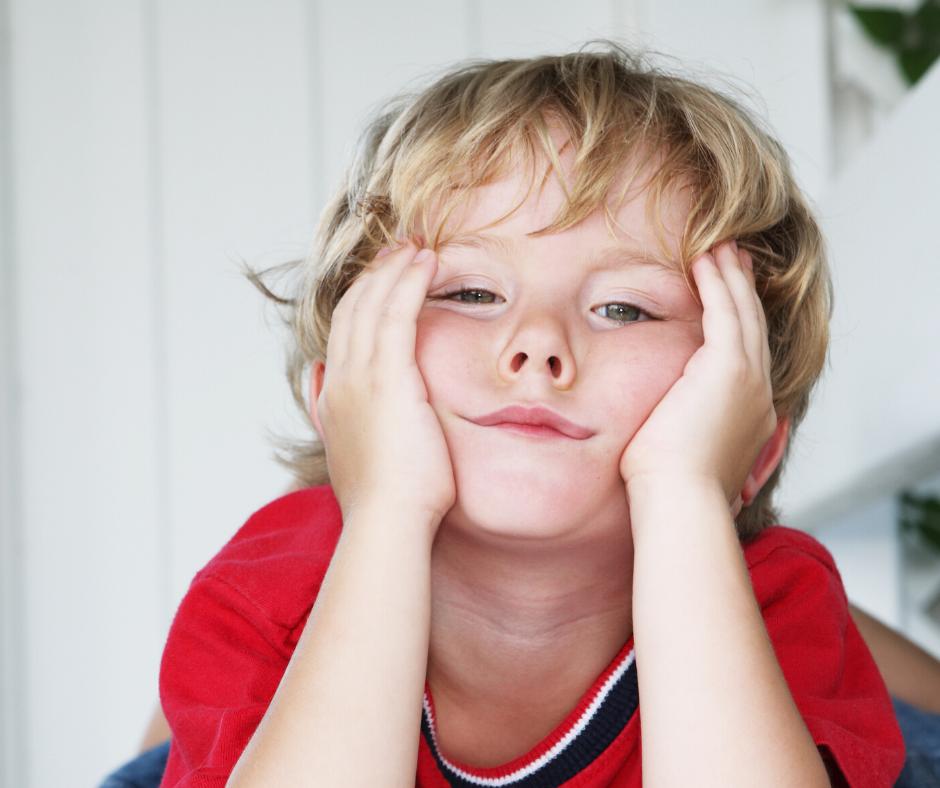 Enfant activité sans écrans