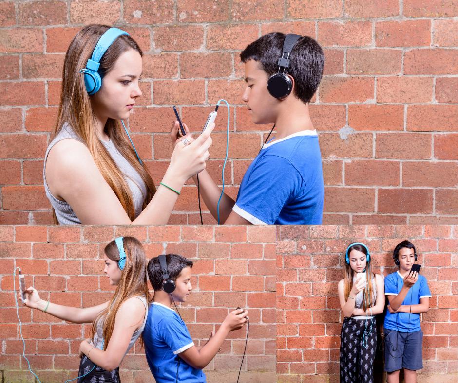 Smartphone et ado